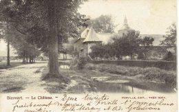 Bierwart Le Chateau  Relais De Forville 1903 - Fernelmont