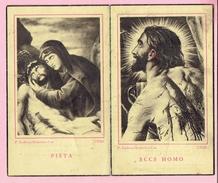 Bidprentje - Rosalia BROSENS Echtg. Franciscus SPRANGERS - Meerle 1889 - 1953 - Images Religieuses