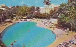 Bermuda Bermudian Hotel Crystal Swimming Pool