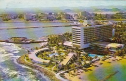 Puerto Rico San Juan Caribe Hilton Hotel
