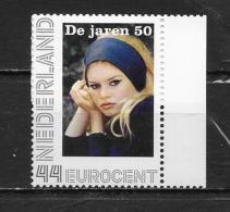Timbres Personnalisés.Personnalité Année 50.Brigitte Bardot. - Period 1980-... (Beatrix)
