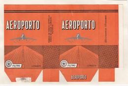 PORTUGAL AÇORES AZORES TOBACCO LABEL - AEROPORTO  - FABRICA DE TABACOS ESTRELA PONTA DELGADA - Around Cigars