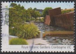 AUSTRALIA - USED 2013 60c Botanic Gardens - Cranbourne, Victoria - Usati