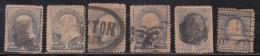 1c Used 1882 / 1890 ??, USA, United States, As Scan - Usados