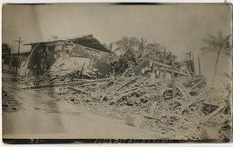 Real Photo Earthquake Managua  Hospital General Terremoto Tremblement De Terre - Nicaragua