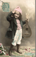 ENFANTS ET SA MANDOLINE - Tuck, Raphael