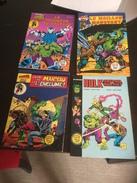Lot Hulk Artima Color Marvel Super Star - Books, Magazines, Comics