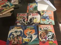 Lot Moon Knight Arédit Marvel En Couleurs - Wholesale, Bulk Lots