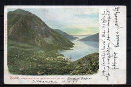 Montenegro, Risano, Aufgenomen Von Der Strasse Nach Crkvice 1899