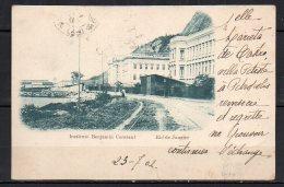 Brésil, Rio De Janeiro, Instituto Benjamin Constant, 1902 - Rio De Janeiro