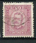 Portugal 1892 10r King Carlos  Issue #68 - 1892-1898 : D.Carlos I