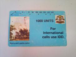 Uganda 1000 Units Tamura Telephone House