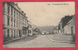 Huy - Promenade Des Fossés - 1912  ( Voir Verso ) - Huy