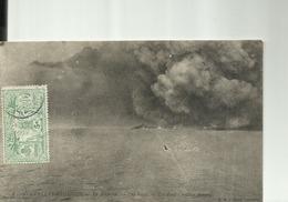 OCEANIE - NOUVELLES  HEBRIDES - ILE AMBRYM - N°7  DIP POINT  - Les Deux Cratères Fument - Vanuatu