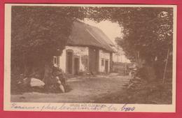 Gruss Aus Elsenborn .... Maison Typique ... Courrier Militaire - 19??  ( Voir Verso ) - Bütgenbach