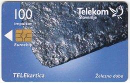 SLOVENIA B-293 Chip Telekom - Used
