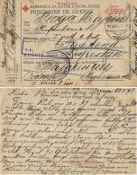 POW CAMP FOR AUSTRO-HUNGARY LAGER TASKENT RUSSIA 1917 CROATIA POZEGA - 1900-44 Vittorio Emanuele III