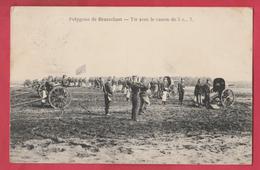 Brasschaet-Polygone -Tir Avec Le Canon De 5 C, 7 - 1914 ( Verso Zien ) - Brasschaat
