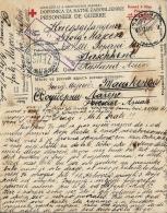 POW CAMP FOR AUSTRO-HUNGARY SAPERNI LAGER TASKENT RUSSIA 1917 CROATIA SAMOBOR - Militärpost (MP)