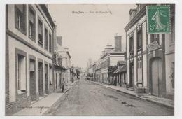 27 EURE - RUGLES Rue Du Cauche, établissement Villet Entrepreneur De Maçonnerie (voir Descriptif) - Francia