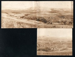 A2805 - Alte Panorama Foto Ansichtskarte - 1. WK WW  - Ort ?? - War 1914-18