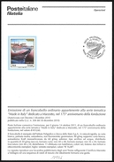Italia/Italie/Italy: Bollettino Informativo Delle Poste, Information Bulletin Of The Post Office, Bulletin D'information - Tessili