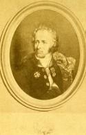 France Paris General Maximilien Sébastien Foy Ancienne Photo CDV Laplanche 1870