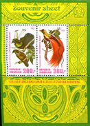 KH0472 Indonesia 1982 Birds S/s MNH - Indonesia