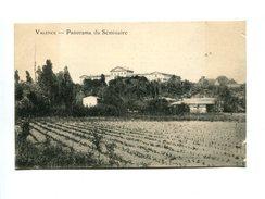 Cp - VALENCE (26) - Panorama Du Séminaire - Valence