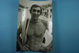 Championnats De France De Natation 2/8/74 Michel Rousseau Qualifié Au 200M Nage Libre /54/ - Sport