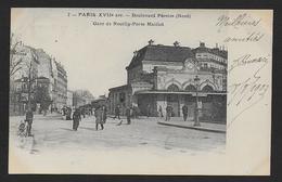 PARIS  XVIIe - Boulevard Péreire ( Nord )  Gare De Neuilly Porte Maillot - District 17
