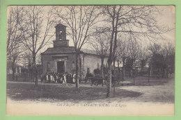 CAZEAUX BOURG : L'Eglise, Un Mariage. TBE. 2 Scans. Edition Gaby Bessiere - Autres Communes