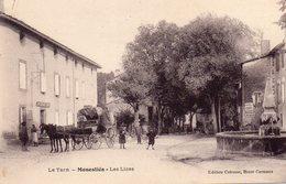 MONESTIES  -  Les Lices - Monesties