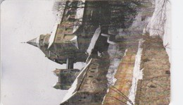 Czech Rep. C297, Castle Pernstejn, 2 Scans.