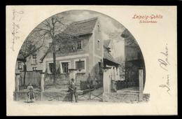 [031] Leipzig - Gohlis, Schillerhaus, Gel. 1901, Ohne Verlagsangabe - Leipzig