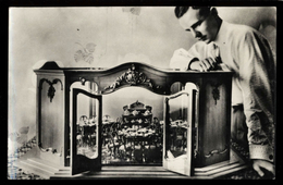 [031] Meissen, Das Kleinste Porzellanservice Aus Meißner Porzellan, ~1930 - Spielzeug & Spiele