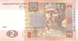 UKRAINE   2 Hryven   2005   P. 117b   UNC - Ukraine
