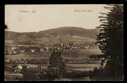 [031] Wilthen, Mönchswalder Berg, Gel. ~1915, Ohne Verlagsangabe, Mängel - Wilthen
