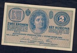 AUSTRIA 2 Korona 1914  LOTTO 138 - Austria