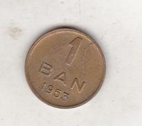 Romania 1 Ban 1953 - Romania