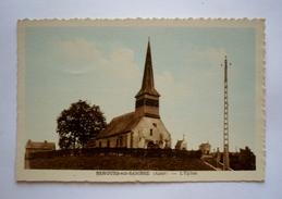 02 - BERGUES-SUR-SAMBRE - L'église - Other Municipalities