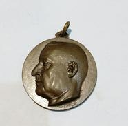MEDAGLIA / SAVOIA - EMANUELE FILIBERTO Primo Presidente Dell' Opera Nazionale Dopolavoro (O.N.D.) - 1925 - Monarchia/ Nobiltà
