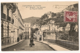 ROYAT Vue Générale Du Puy De Chateix. - Royat
