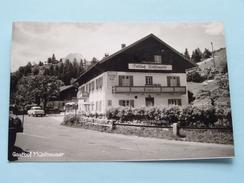 Gasthof Mühlhauser ( D ) Anno 1961 ( Zie Foto Voor Details ) !! - Hotels & Restaurants