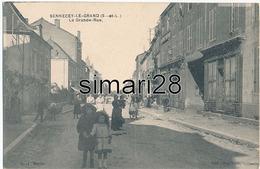 SENNECEY LE GRAND - LA GRANDE RUE - Sonstige Gemeinden