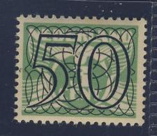 E21968 NETHERLANDS MNH PLATE ERROR (KRUL BIJ 5) NVPH# 367P - CV € 75,00 - Non Classés