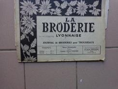 18 Numeros -la Broderie Lyonnaise -voir N° Et Date Dans Description - Magazines: Abonnements
