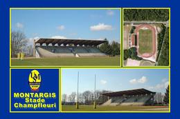 Montargis (45 - France) Stade Champfleuri - Equipe Residente : USM Montargis Rugby - Montargis