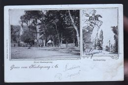 GRUSS VOM KARLSSPRUNG 1900 - Allemagne