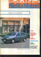 X SICILIA MOTORI 9/89 Cefalù - Gibilmanna Rally Di Messina - Motori
